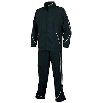 Tombo Teamsport Mens Sports Lined Full Tracksuit