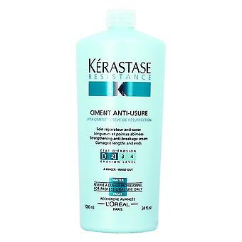 Kerastase Resistance Ciment Anti-Usure Strengthening Treatment 1000ml