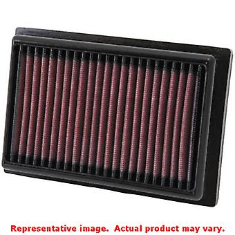 K&N Drop-In High-Flow Air Filter 33-2485 Fits:TOYOTA 2012 - 2014 PRIUS C L4 1.5