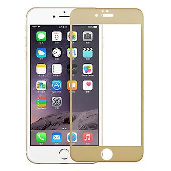 Apple iPhone 6 / 6s 3D armoured glass foil display 9 H protective film covers case gold