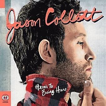 Jason Collett - her er til at være her [Vinyl] USA import