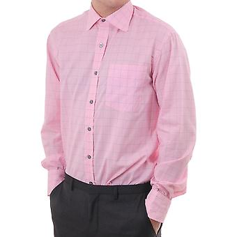 Paul Smith London Mens London Line British Collection Check Shirt