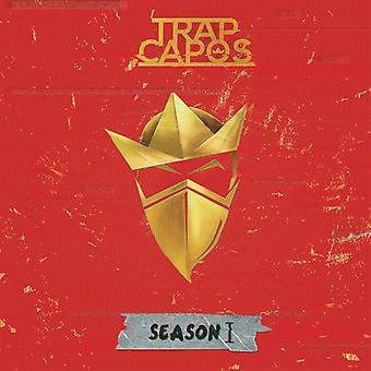 Vari artisti - trappola Capos: Importazione USA stagione 1 [CD]