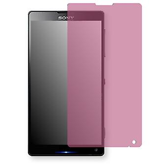 Sony Xperia L35h screen protector - Golebo view protective film protective film