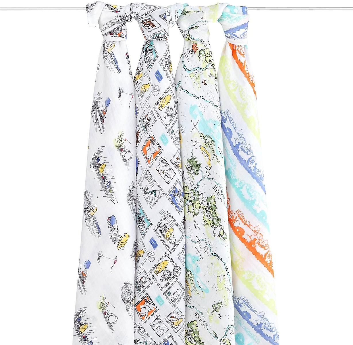 Aden + Anais Disney Baby Classic Swaddles 4 Pack