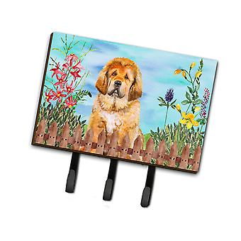 Carolines Treasures  CK1283TH68 Tibetan Mastiff Spring Leash or Key Holder