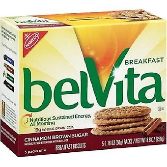 Belvita Cinnamon Brown Sugar Breakfast Biscuits