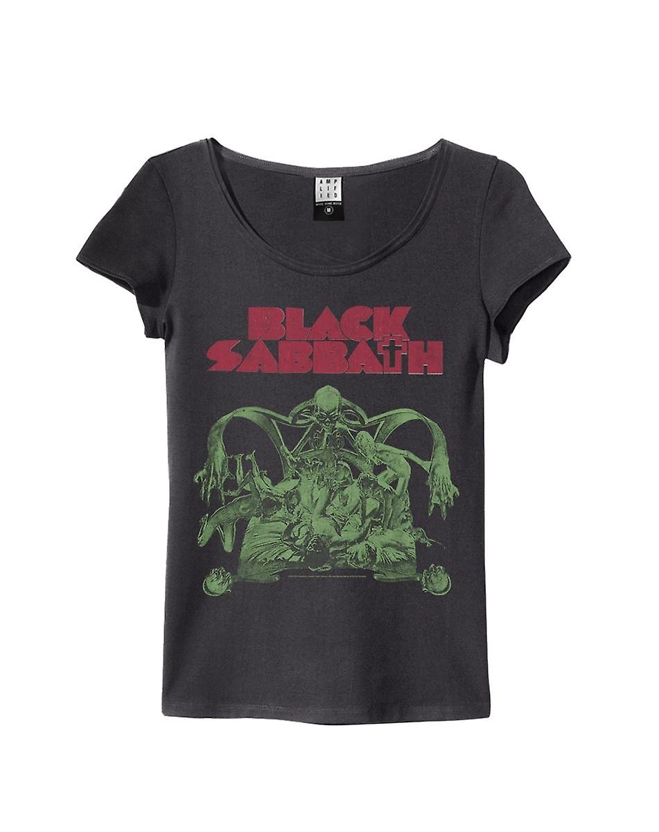 Amplified Black Sabbath Bloody Sabbath Women's T-Shirt