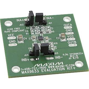 PCB design board Maxim Integrated MAX9633EVKIT+