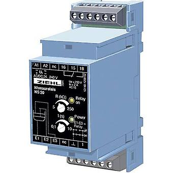 Control Relay Ziehl NS 20 No. of relay outputs: 1