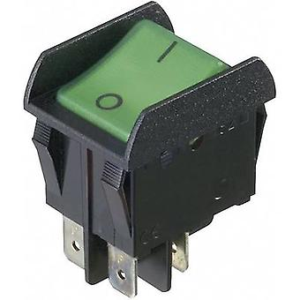 Toggle switch 250 V AC 16 A 2 x Off/On interBär 36