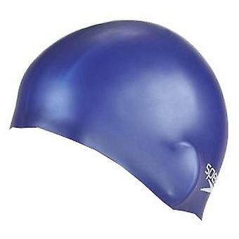 Speedo Plain Moulded Silicone Junior Swimming Cap