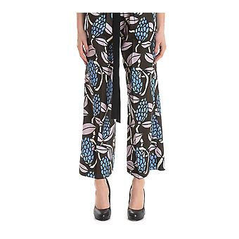 Jucca ladies J2714035107 multicolour cotton pants