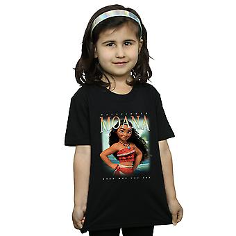 Disney Girls Moana  Montage T-Shirt