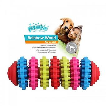 Pawise Rainbow Word Toy - Gear (Dogs , Toys & Sport , Chew Toys)
