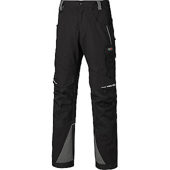 Dickies Mens Pro Polycotton Stretch Reflective Workwear Trousers