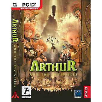 Arthur og Invisibles (PC DVD)