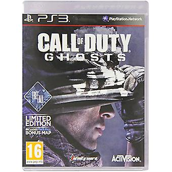 Call of Duty fantômes Limited Edition (PS3)