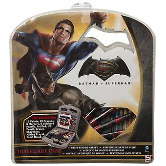 Batman vs Superman art case
