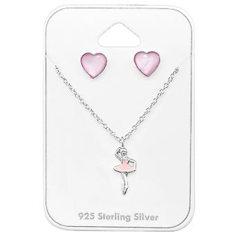Ballerina - 925 Sterling Silver Sets - W33937X
