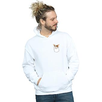 Gizmo fausse poche Hoodie masculine Gremlins