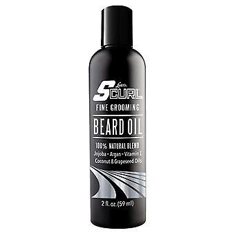 Luster's SCurl Beard Oil 2oz