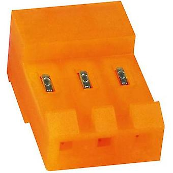 TE Connectivity Receptacles (standard) MTA-156 Total number of pins 3 3-640426-3 1 pc(s)