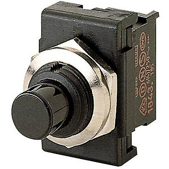 Marquardt 1843.1201 Pushbutton 250 V AC 6 A 1 x On/(On) IP40 momentary 1 pc(s)