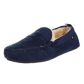 New Ben Sherman Men's Moccasin Slip On Slippers Footwear Four Seasons