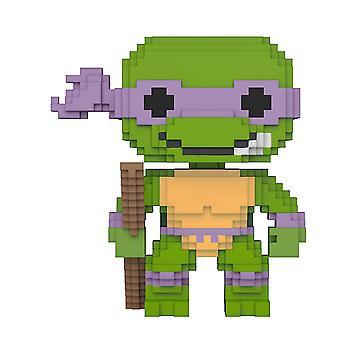 Donatello (Teenage Mutant Ninja Turtles) Funko 8-bitars Pop! Vinyl figur