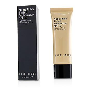 Bobbi Brown Nude Finish Tinted Moisturizer SPF 15 - # Light Tint - 50ml/1.7oz