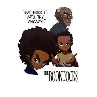 The Boondocks Movie Poster (11 x 17)