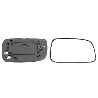 Right Mirror Glass (heated) & Holder for TOYOTA COROLLA Saloon 2004-2007