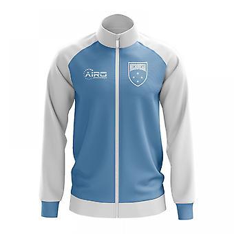Mikronesien konceptet fotboll Track Jacket (Sky)