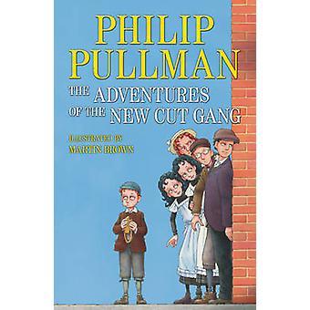 Aventuras de la nueva banda corte por Philip Pullman - libro 9780552572149