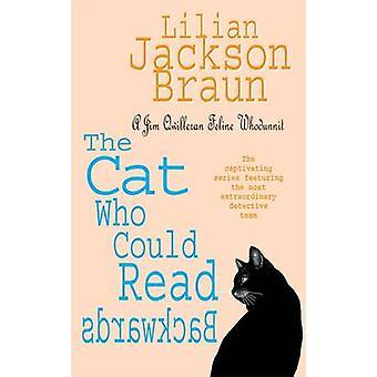 De kat die kon lezen achteruit door Lilian Jackson Braun - 9780747250