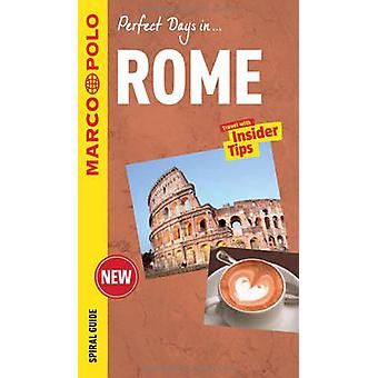 Rome Marco Polo Spiral Guide by Marco Polo - 9783829755092 Book