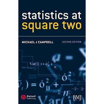 Statistieken op twee Square (2e herziene editie) door Michael J. Campbell