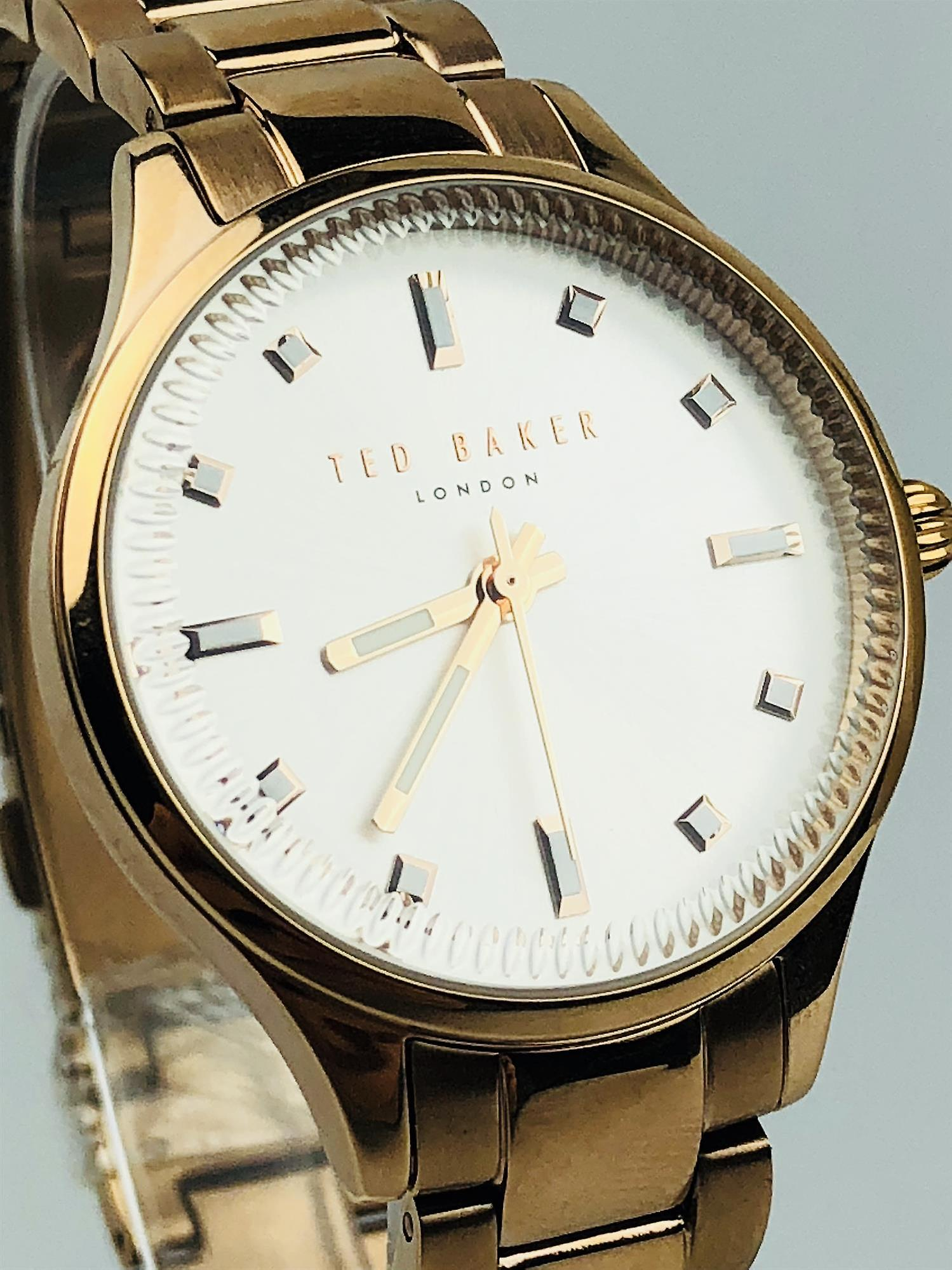 Ted Baker Zoe Rose Gold Ladies Watch TE50006001