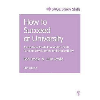 Jak odnieść sukces na Uniwersytecie - niezbędny przewodnik do umiejętności akademickich-