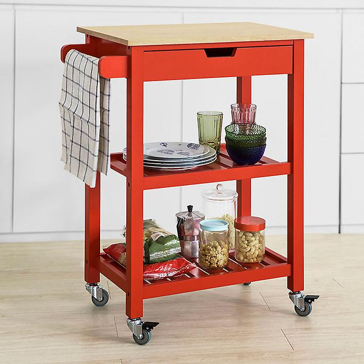 With Cart Sobuy Shelfamp; Drawer Kitchen r Serving Trolley Storage Fkw66 l1J3FKcT