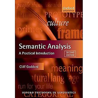 Semantische analyse: Een praktische Inleiding