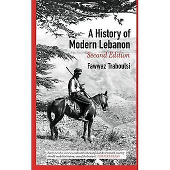 En historia av moderna Libanon