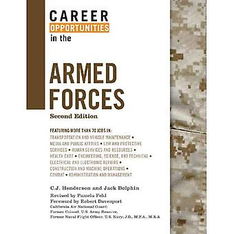 Career Opportunities in the Armed Forces (Career Opportunities) (Career Opportunities (Hardcover))