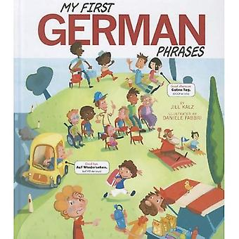 Meine erste deutsche Phrasen