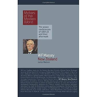 Wf Massey: New Zealand: The Paris Peace Conferences of 1919-1923 and Their Aftermath