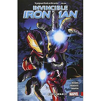 Niezwyciężony Iron Man Vol. 3: wojny domowej II