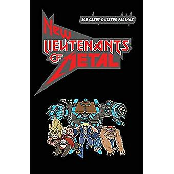 Nouveaux Lieutenants de métal Volume 1