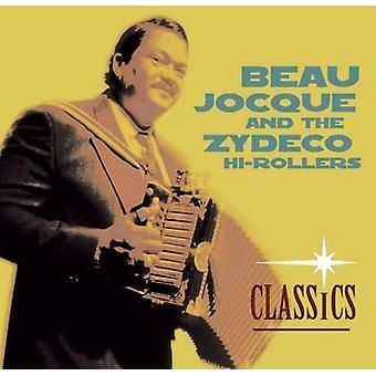 Beau Jocque - Classics [CD] USA import