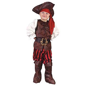 Buccaneer Toddler Costume